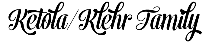 ketola klehr family